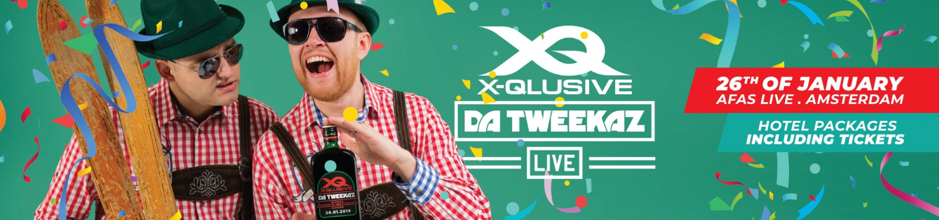 XQ DATWEEKAZ Banner