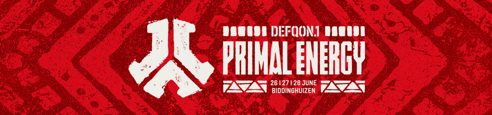 Website header Defqon.1 2020